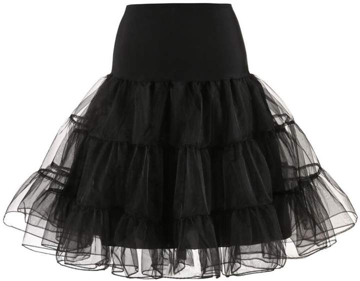 fa9ee1c9bd72 Black Petticoat Skirt - ShopStyle Canada