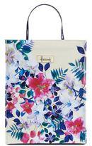 Harrods Medium Tropical Floral Shopper Bag