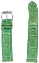 Michele Green Alligator Strap
