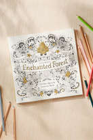 Urban Outfitters Enchanted Forest: An Inky Quest & Coloring Book By Johanna Basford
