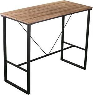 Indoor/Outdoor Bar Table Gracie Oaks