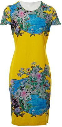 Preen by Thornton Bregazzi Yellow Synthetic Dresses