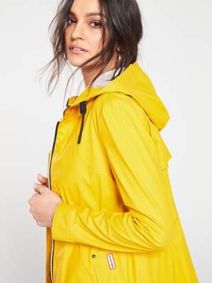 Hunter Lightweight Rubberised Jacket - Yellow