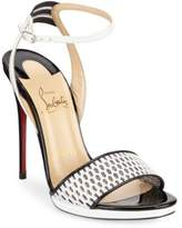 Christian Louboutin Discoport Stiletto Sandals