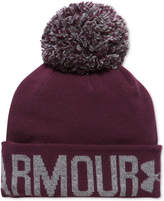 Under Armour Graphic Pom-Pom Beanie