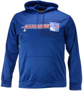 Majestic Men's New York Rangers Let Loose Synthetic Hoodie