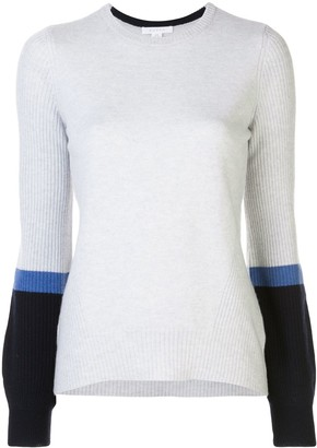 Duffy Cashmere Bell Sleeve Jumper