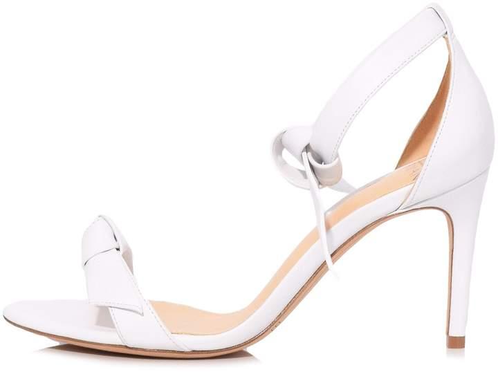 Alexandre Birman Dolores Sandal in White