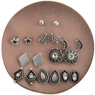 Wild Lilies Jewelry Silver Stud Pack