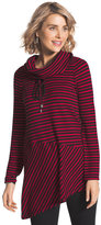 Chico's Diana Striped Tunic