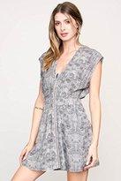 RVCA Women's Mandry Poplin Dress