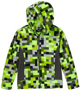 The North Face Glacier Full Zip Hoodie (Little Boys & Big Boys)