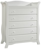 Stork Craft Storkcraft Avalon 5 Drawer Dresser