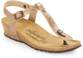 Birkenstock Ashley Cork Sandal Wedges