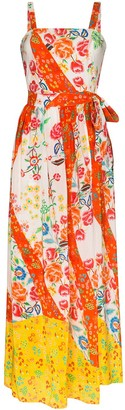 All Things Mochi Gracia floral-print jumpsuit