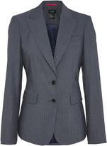 Oxford Malone Stretch Wool Suit Jacket
