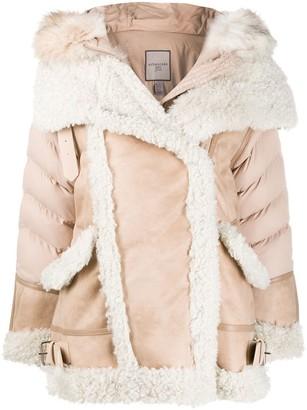 Urban Code Shearling Padded Jacket