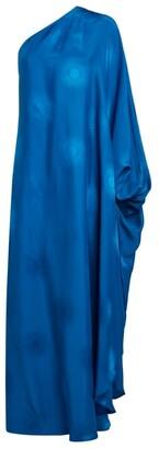 Stella McCartney Finley One-Shoulder Gown