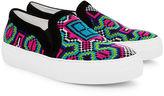 Joshua Sanders Multi Namibia Slip-On Sneakers