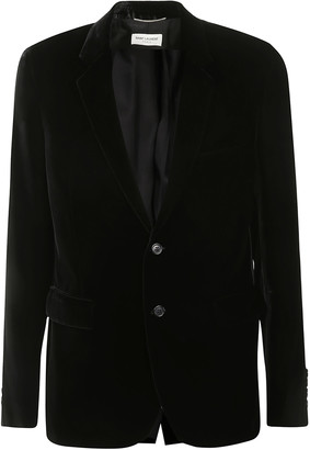 Saint Laurent Single-breasted Two-button Blazer
