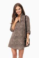Tuckernuck Leopard Megan Taffeta Dress
