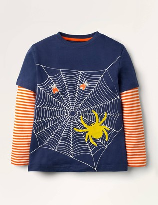 Glowing Spider T-shirt