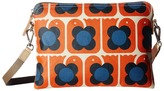 Orla Kiely Love Birds Print Travel Pouch Travel Pouch