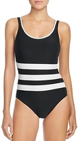 Gottex Regatta Maillot One Piece Swimsuit