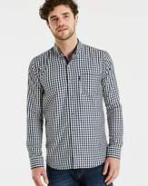 Lambretta Jest Check Shirt L