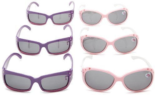 My Little Pony Girls Sunglasses 6-Pack Party Pack
