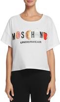 Moschino Cotton Underwear T-Shirt