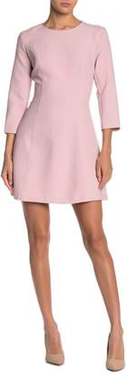 Do & Be 3/4 Length Sleeve Dress