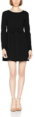 Cuplé Women's 103035 Dress, Black (Negro), Large