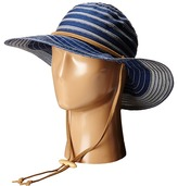 San Diego Hat Company RBL4782 Chin Cord Ribbon Floppy
