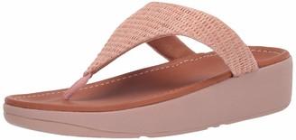 FitFlop Women's Imogen Basket Weave Toe-Thongs