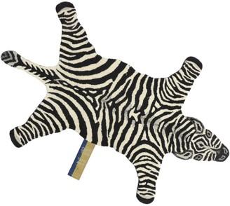 Doing Goods Wool Chubby Zebra Rug
