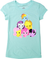 Jerry Leigh Frost Mint My Little Pony Pyramid Tee - Kids & Tween