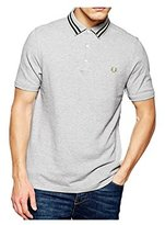 Fred Perry Men's Sports Tape Pique Polo Shirt
