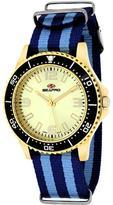 Seapro SP5419NBL Women's Tideway Blue & Navy Nylon Watch