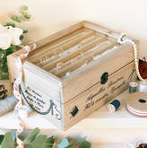 Dibor French Wooden Sewing Storage Box