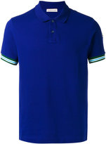Moncler classic polo shirt