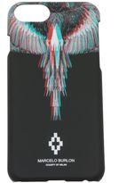 Marcelo Burlon County of Milan Feather Print Iphone 6, 6s, 7 Case