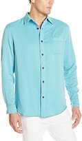 Margaritaville Men's Long Sleeve Havana Shirt