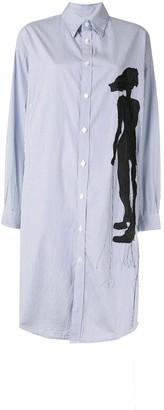 Yohji Yamamoto Bs/Homme Round shirt jacket