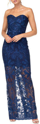 Pilgrim Yasmina Lace Gown