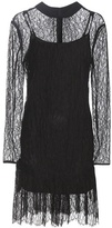McQ by Alexander McQueen Lace Dress