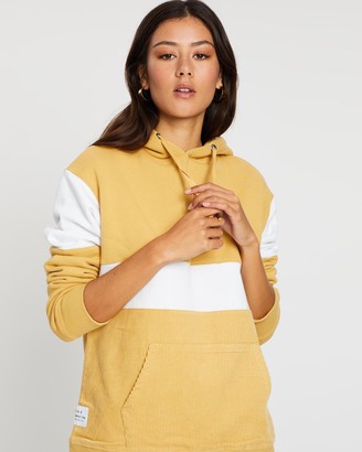 All About Eve Harper Cord Hoodie