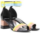 Pierre Hardy Memphis leather sandals