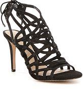 Gianni Bini Trilby Ankle Tie Dress Sandals
