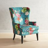 pier one living room chairs. Pier 1 Imports Asher Flynn Floral Print Chair Living Room Chairs  ShopStyle